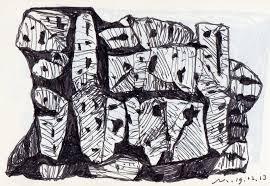random sketches marcel moonen