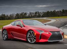 lexus sport car 2016 5 best rated cars of 2016 car from japan