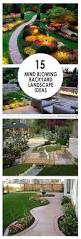 Backyard Landscape Design Ideas 25 Beautiful Diy Landscaping Ideas Ideas On Pinterest Backyard