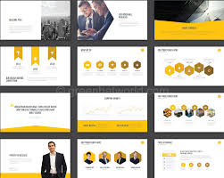 ghw creative presentation template download free