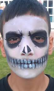 skeleton face paint designs project 4 gallery