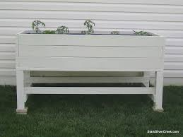 monica u0027s u0027sail away with me u0027 vegetable planter box stark insider