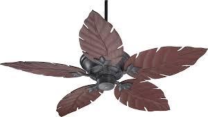 quorum ceiling fans with lights quorum lighting 135525 monaco 52 patio tropical ceiling fan qr 135525