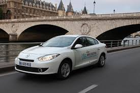 renault fluence ze renault ze road show the next gear