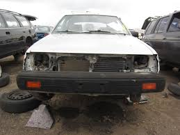 nissan sunny 1988 modified junkyard find 1982 nissan sentra station wagon the truth about cars