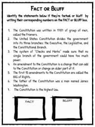 the us constitution worksheet free worksheets library download