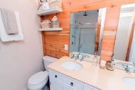 Rustic Master Bathroom Ideas - rustic master bathroom at the beach beach flip hgtv