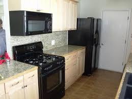 Black Appliances Kitchen Ideas Kitchen Design Grey Kitchen Small Kitchen Appliances Kitchen