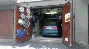 Insulating Garage Door Diy by Garage Doors Build Your Own Garage Door Walnut Diarye