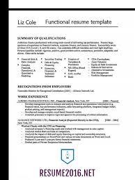 functional format resume template functional format resume musiccityspiritsandcocktail