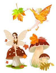 halloween clip art clear background magic fairy image fairy cutout mushroom image mushroom cutout