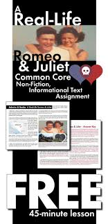 Romeo   Juliet Newspaper Project   have students create a newspaper to  report on the events Midland Autocare