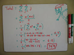 12 days of christmas the hard way math with bad drawings