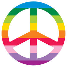 all you wanted to know about peace sign tattoos is right here
