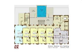 Residential Building Floor Plans by Residential House Design With Floor Plans Stunning Home Design