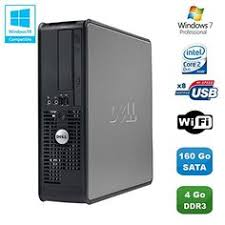 dell ordinateur de bureau computador intel i3 3 1ghz 4gb ddr3 hd 500gb premium