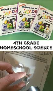 4th grade homeschool science real science 4 kids review teach