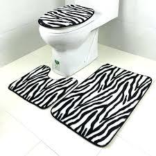 Zebra Print Bathroom Ideas Colors Zebra Print Bathroom Mats Leopard Print Memory Foam Bath Mat