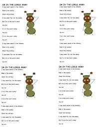 printable lyrics song lyrics