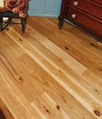 hickory hardwood flooring rustic