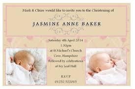 Sample Invitation Card For Christening Baby Christening Invitations Wording Christening Invitation
