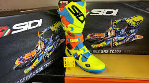 sidi motocross boots sidi crossfire 2 srs tc222 limited edition boot for sale in los