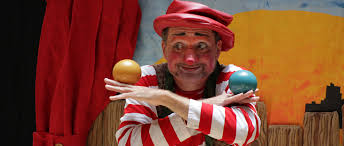 clowns juggling balls services