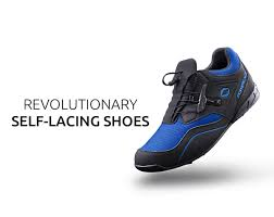 powerlace the very first auto lacing shoes