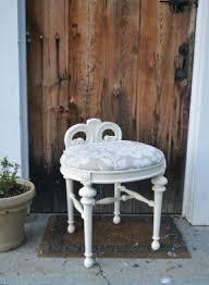 Vanity Stool For Bathroom by Vanity Seat For Bathroom Foter