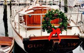 How Do You Decorate How Do You Decorate A Cruising Boat For Christmas Sailfeed