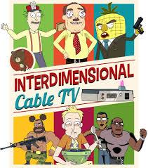 top 5 interdimensional cable shows cartoon amino