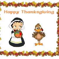 c shannon morrison s csboop betty boop thanksgiving album