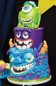 monsters inc birthday cake monsters inc birthday cake monsters 1st