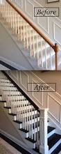 80 staircase railing remodeling redesign ideas for your cozy