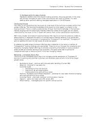 business plan sample great example for anyone writing a business pl u2026