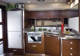 Boat Galley Kitchen Designs How To Choose The Right Refrigeration For Your Boat Power