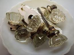 glass antique door knobs decorative touch antique doorknobs all about home design