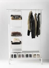 clothes cupboard the best freestanding wardrobe clothes racks apartment therapy