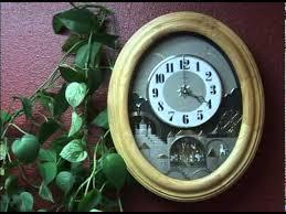 rhythm clocks in musical motion