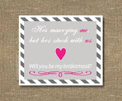ask bridesmaids cards will you be my bridesmaid
