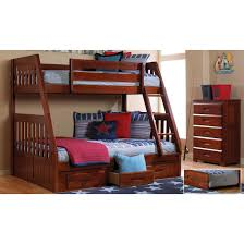 Camper Bunk Bed Sheets by Discovery World Furniture Merlot Staircase Mission Bunk Bed Twin Twin