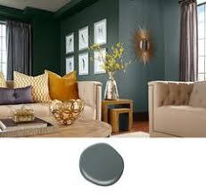 colorfully behr color of the month hunter green bedroom