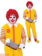 Mens Clown Halloween Costumes Mens Clown Halloween Costumes Ebay