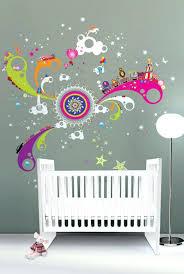 peinture mur chambre bebe deco mur bebe decoration murale chambre parentale stickers bacbac