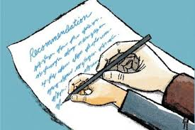 how to write your own grad recommendation letter