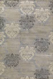 Concord Global Area Rugs Concord Global Lumina Damask Rugs Rugs Direct