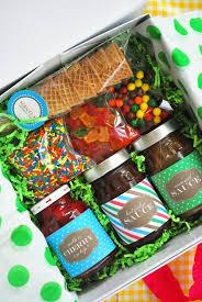 Ice Cream Gift Basket The Updated Gift Basket U2014 Spotted Donkey Branding