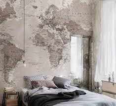 modele papier peint chambre modele peinture chambre adulte 1 chambre vintage id233e papier