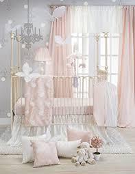 amazon com crib bedding set lil princess by glenna jean baby