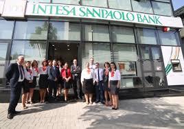 intesa banking new branch oppening in rruga elbasanit